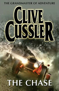 The Chase by Clive Cussler book cover