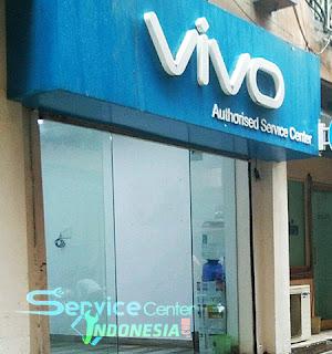 Service Centre Resmi Vivo di Cilacap