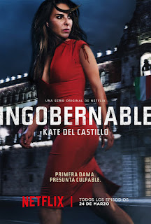 Ingobernable Series Poster