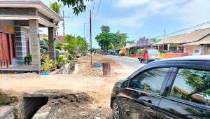 Terkait pekerjaan drainase di Balong-Ambulu, Keterangan Bahtiar PPTK Terkesan Menghelak