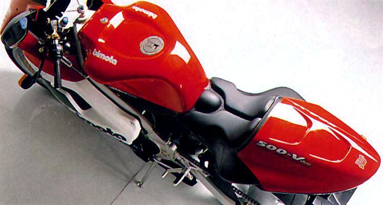 OddBike: Bimota V-Due 500 - The Bike That Killed Bimota