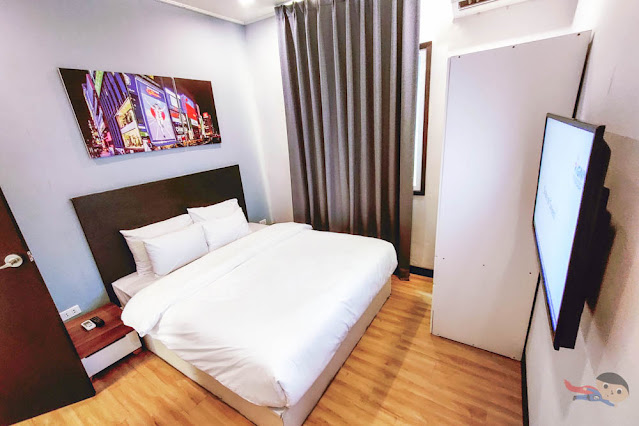Rooms in ON Villas by The Pad, Pampanga
