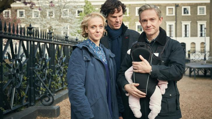 Sherlock - Season 4 - Press Release, Promo, First Look Photos + Premiere Date and Interviews *Updated*