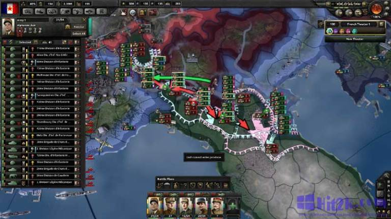 Hearts of Iron IV Together for Victory Free Download Full Version