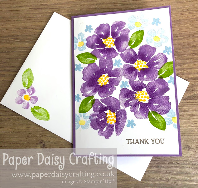 Nigezza Creates with Stampin' Up! & Paper Daisy Crafting