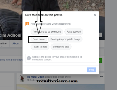 how to delete someone facebook account 2019