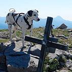 En lo alto del Pico Yordas en la Montaña de Riaño