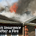 Fire Claims - Tips for Filing an Insurance Claim