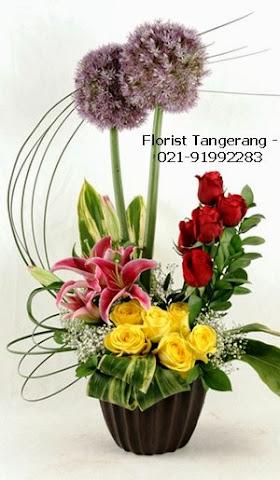 Bunga Florist Tangerang