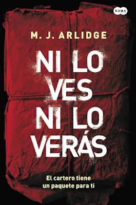 Ni lo ves ni lo verás - M. J. Arlidge (2015)