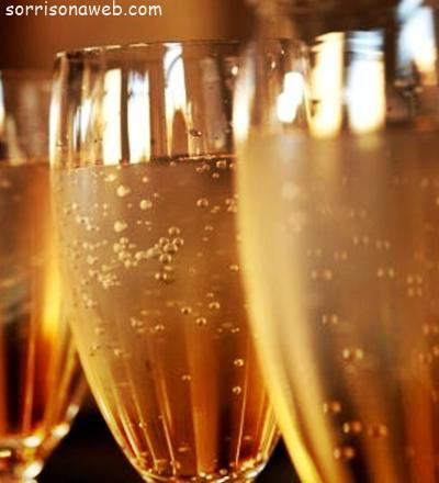 Champagne - Sorriso na Web