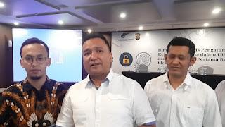 Hadapi Pilkada Serentak, Dirreskrimsus Himbau Masyarakat Hati-hati Dalam Bermedsos