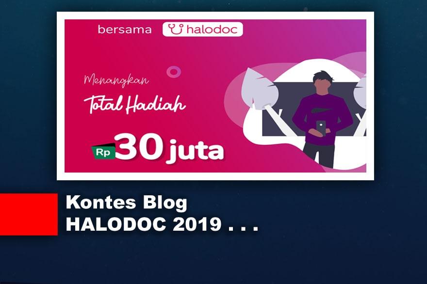 Kontes Seo Terbaru 2019 Total Hadiah 30 Juta [HALODOC]