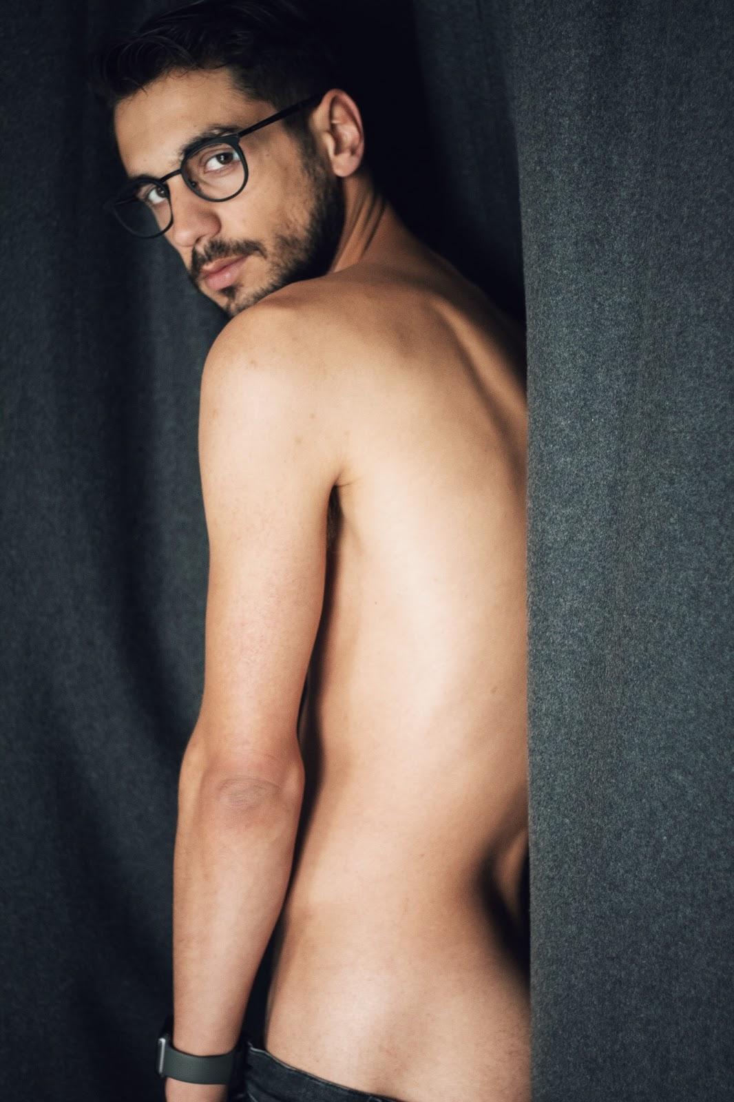 Argentine dancer & photographer Juan Jose Ávila by Alex Sánchez
