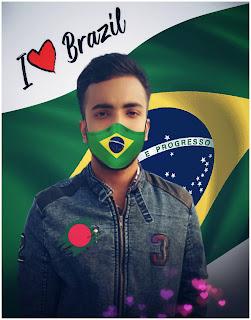 Brazil photo editing
