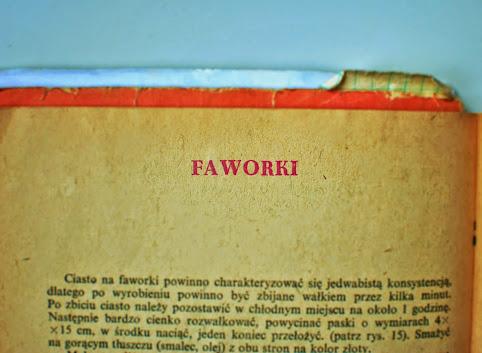 """Faworki """"błyskawiczne"""""""