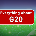 Everything About G-20 (Group of Twenty)