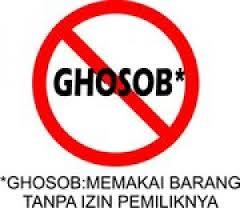Bulughul Maram Tentang GHASHAB