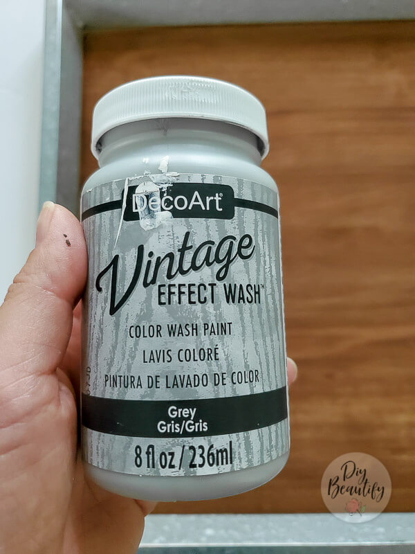 color wash paint