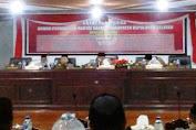 Rapat Paripuna Dprd Selayar Dengan Agenda Pendapat Akhir Bupati Terhadap 7 Ranperda Dilaksanakan Malam ini