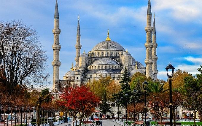 Turki, Keindahan Antara Asia dan Eropa