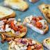 Tuscan Bruschetta With Crispy Prosciutto, Tomato, And White Beans Recipe