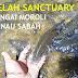 Urutan 'Spa Fish' Di Sungai Moroli Kelah Sanctuary Ranau Sabah