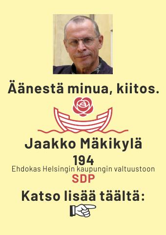 Poliitikko-Jaakko