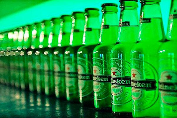 Heineken não tem previsão para aumento de preços neste ano