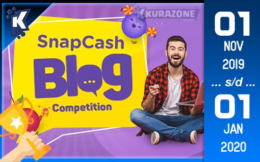 Kompetisi Blog - Cashtree Berhadiah Uang, Pulsa dan Produk Elektronik Branded