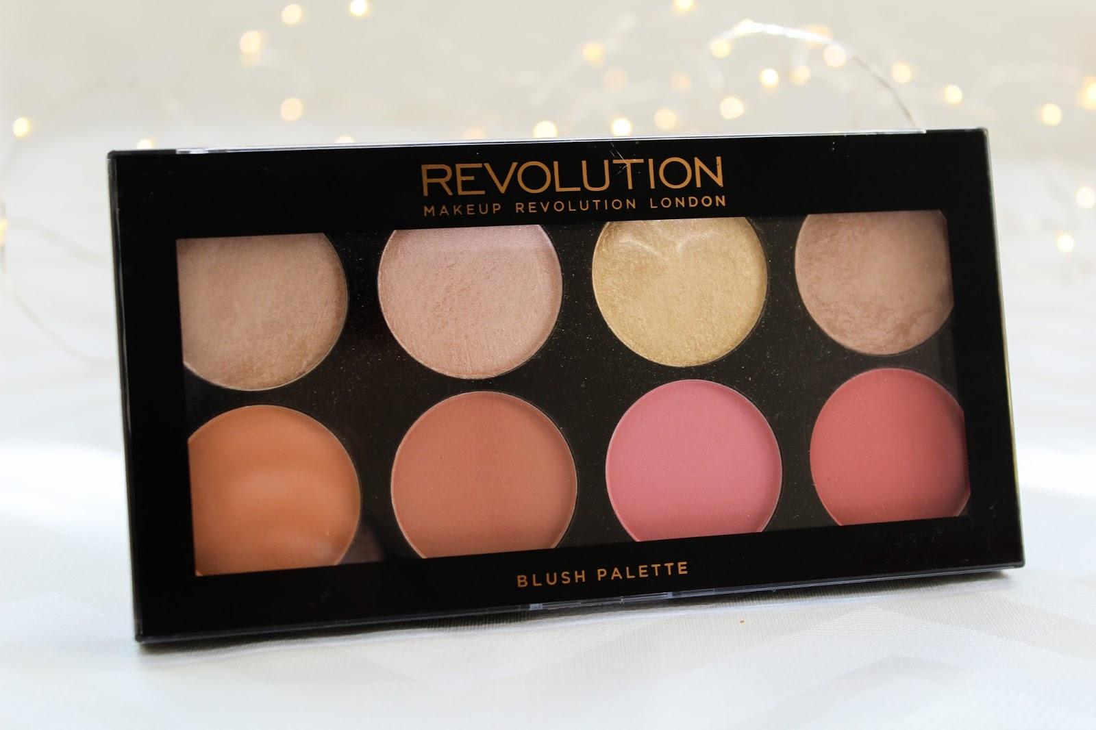 makeup revolution blush highlight palette review. Black Bedroom Furniture Sets. Home Design Ideas