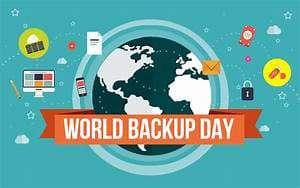 World Backup Day Wishes Unique Image