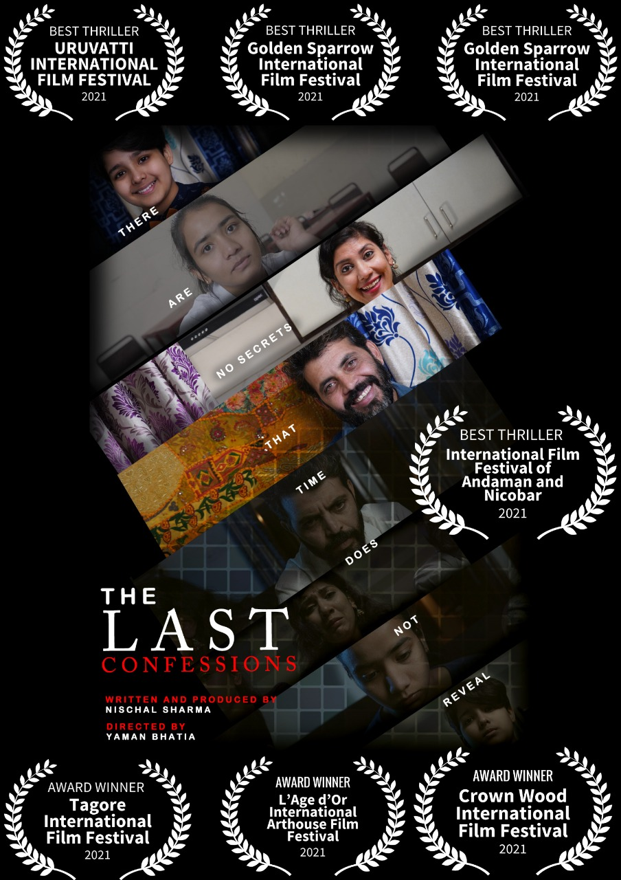 Ronit-R aj-debut-project-The-Last-Confessions-by-Nischal-and-Yaman-Wins-7-Awards