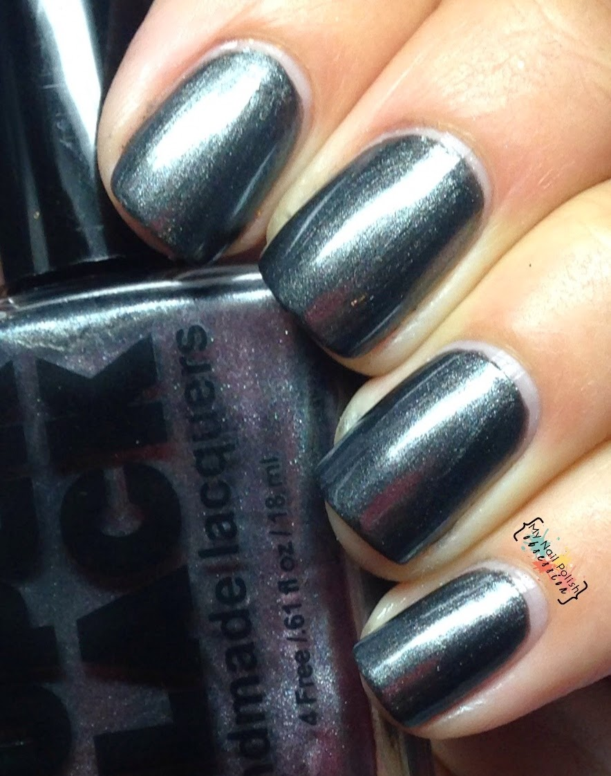 Super Black Lacquers Semi Automatic