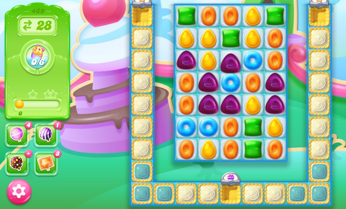 Candy Crush Jelly Saga 469