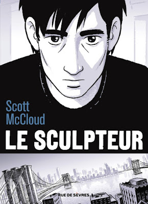 Le Sculpteur aux éditions Rue de Sèvres