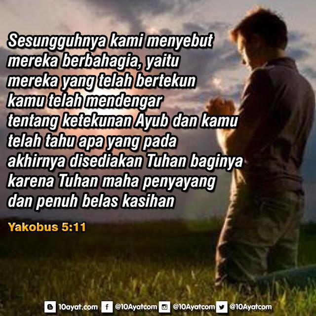 Yakobus 5:11