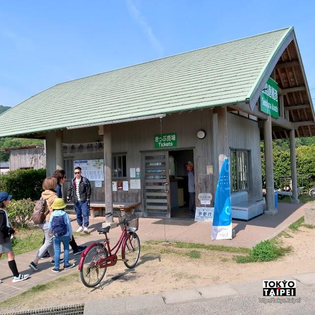 【豐島唐櫃港】造訪瀨戶內海藝術重鎮 充滿熱帶風情的小港口