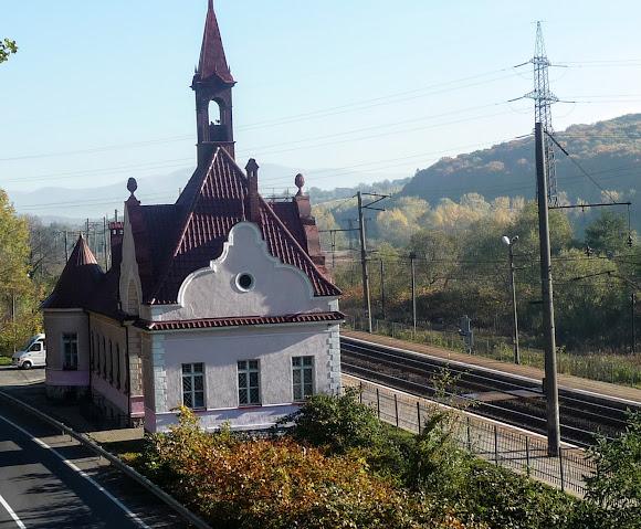 Станція Карпати