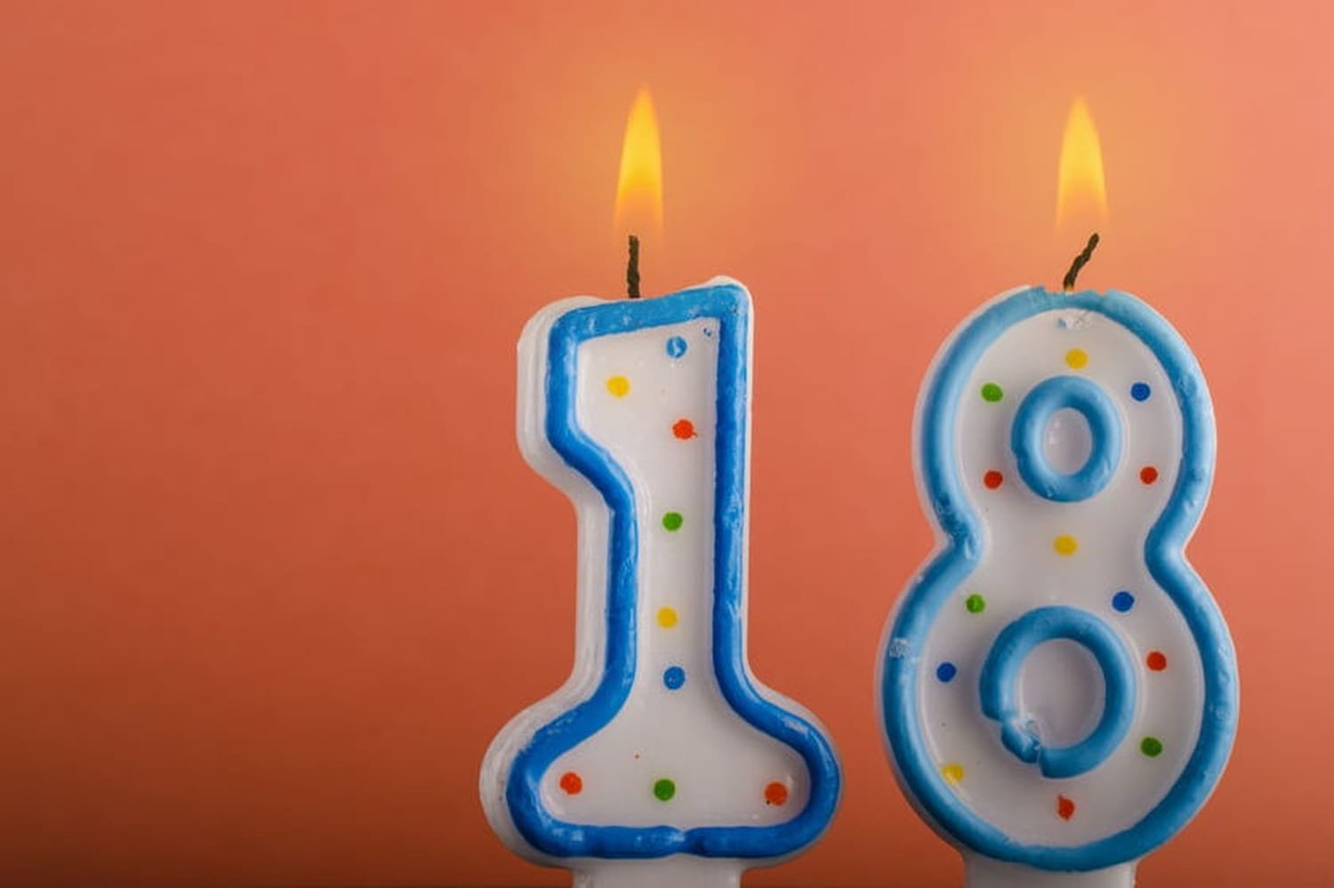 18 Years old Birthday Text Messages - Free Birthday Texts to wish them