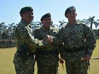Pimpin Sertijab Pangdivif 2, Pangkostrad Ajak Prajurit Kembali ke Jati Diri