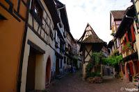 Visitare Eguisheim