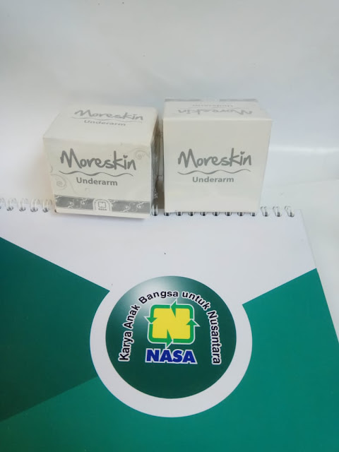 Moreskin Underarm Nasa