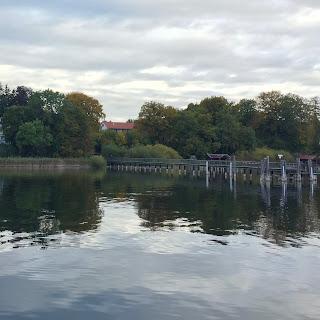 Dampfersteg bei Holzhausen am Ammersee