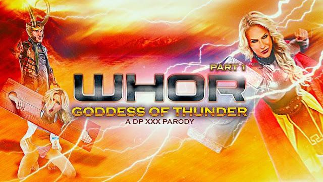 Phoenix Marie – Whor Godess of Thunder Parody Part 1