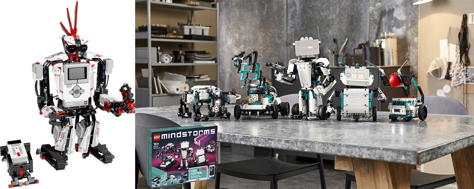 レゴアイデアでマインドストーム新ロボットコンテストスタート!12月8日まで(2020)