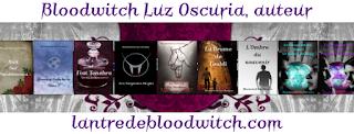 Les livres de Bloodwitch Luz Oscuria
