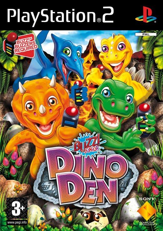 Buzz Junior Dinomania PS2 Torrent