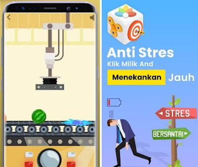Game Anti Stres, Santai, Kecemasan & Menghilangkan Stres!