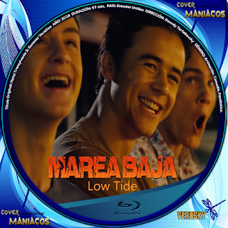 GALLETA MAREA BAJA - LOW TIDE 2019[COVER BLU-RAY]